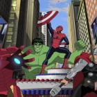 Ultimate Spider-Man: Meet the Avengers