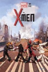 X-Men #1  (Deadpool Variant)