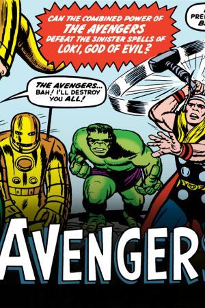 Avengers (1963 - 1996) thumbnail