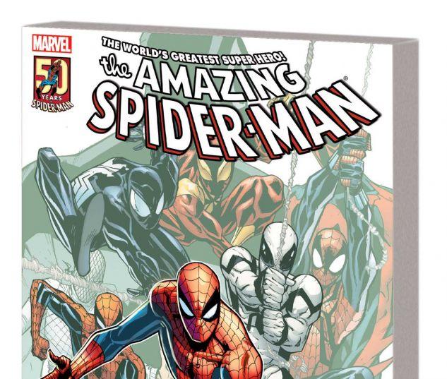 SPIDER-MAN: DANGER ZONE TPB (COMBO)