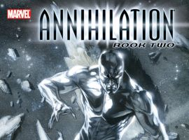 Annihilation Book 2 (2007) HC