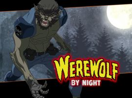 Werewolf by Night in Marvel's Ultimate Spider-Man