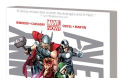 UNCANNY AVENGERS VOL. 1: THE RED SHADOW TPB (MARVEL NOW)