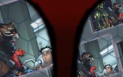 Marvel AR: Nova Corps Helmet AI