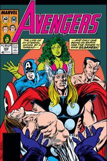 Avengers (1963) #308