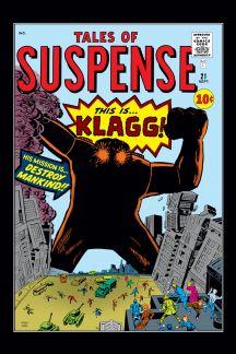 Tales of Suspense #21