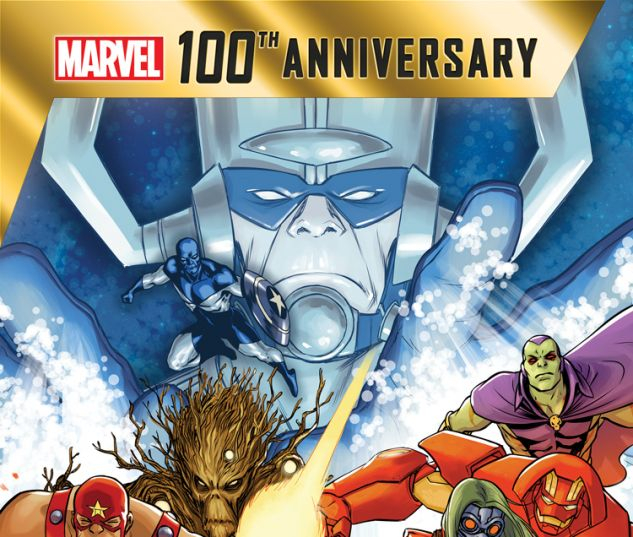 100TH ANNIVERSARY SPECIAL: GUARDIANS OF THE GALAXY 1 (WITH DIGITAL CODE)