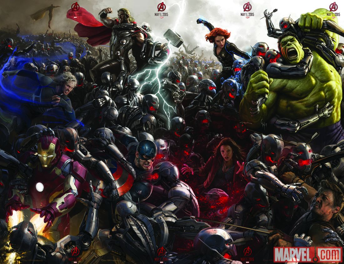 Marvel s Avengers Age of Ultron Marvel Avengers