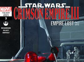 Star Wars: Crimson Empire III - Empire Lost (2011) #3