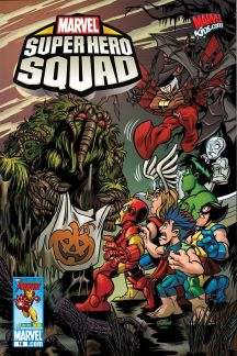Super Hero Squad #10