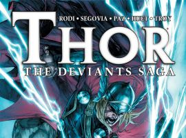 THOR: THE DEVIANTS SAGA (2011) #3