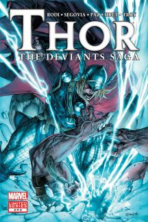 Thor: The Deviants Saga #3
