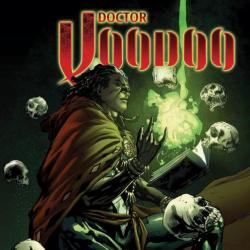 Doctor Voodoo: The Origin of Jericho Drumm One-Shot (2009)