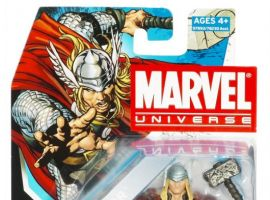Marvel Universe 3.75'' Thor action figure in packaging