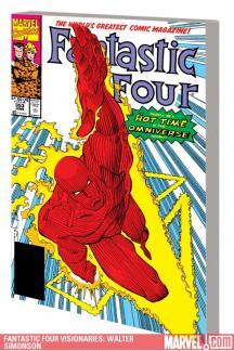 Fantastic Four Visionaries: Walter Simonson Vol. 3 (Trade Paperback)