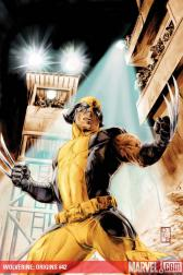 Wolverine Origins #42 