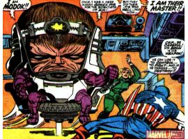 M.O.D.O.K. arrives in TALES OF SUSPENSE #94
