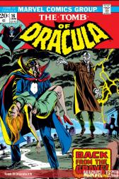 Tomb of Dracula #16 