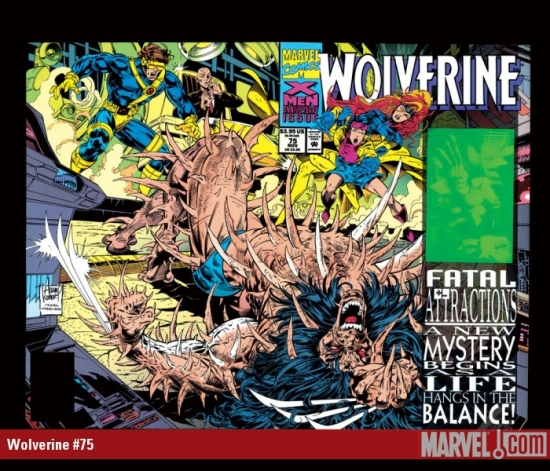 Wolverine #75