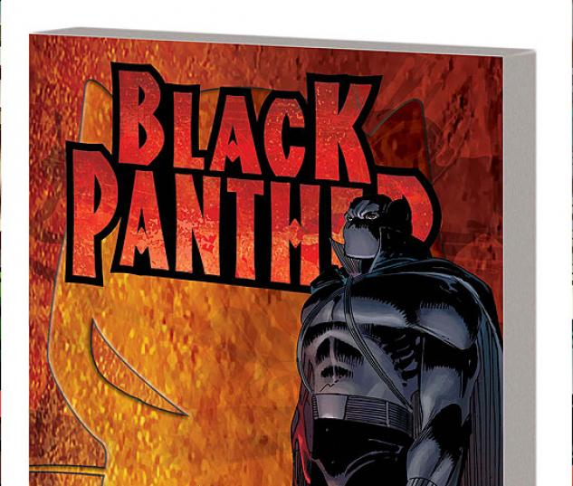 BLACK PANTHER: WHO IS THE BLACK PANTHER TPB (NEW PRINTING) #1