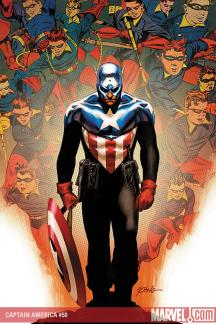 Captain America (2004) #50