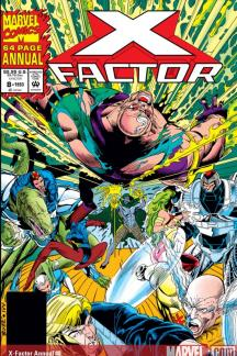 X-Factor Annual (1986) #8