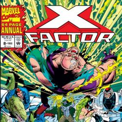 X-Factor Annual (1986 - Present)