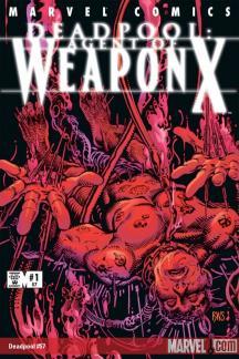 Deadpool (1997) #57