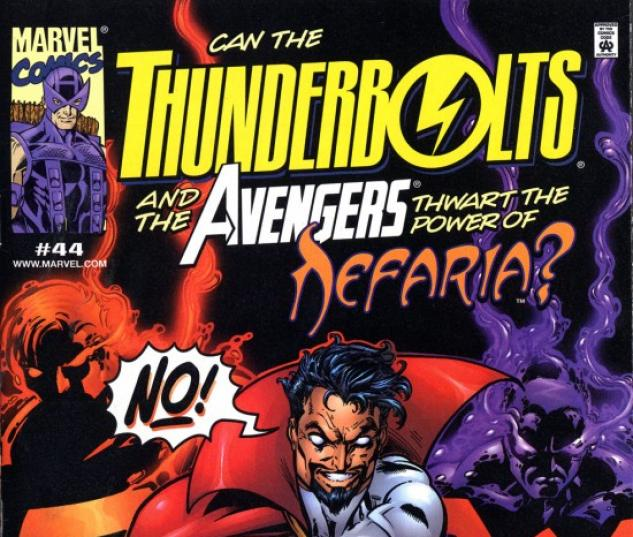 Thunderbolts #44