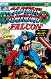 CAPTAIN AMERICA #214 COVER