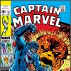 CAPTAIN MARVEL #16 COVER