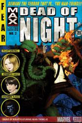 Dead of Night Featuring Man-Thing #2