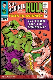 Tales to Astonish (1959) #79
