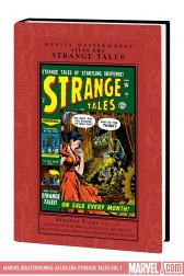 Marvel Masterworks: Atlas Era Strange Tales Vol. 1 (Hardcover)