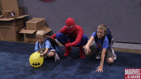 Spidey and Friends pt. 2