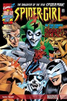 Spider-Girl #25
