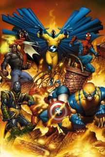 New Avengers #1  (JOE QUESADA VARIANT)