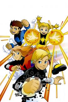 Power Pack (2005) #1
