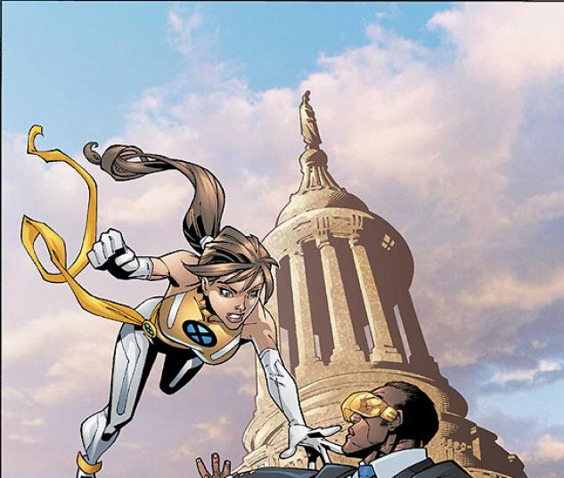 NEW X-MEN (2007) #11 COVER