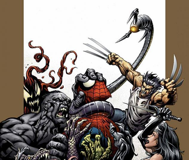 ULTIMATE SPIDER-MAN (2006) #71 COVER