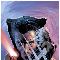 X-Men: The End Book One - Dreamers & Demons #1 cover by Greg Land