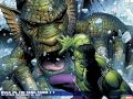Hulk Vs. Fin Fang Foom (2007) #1 Wallpaper