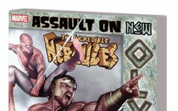 Incredible Hercules: Assault on New Olympus (Trade Paperback)