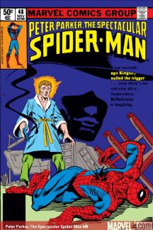 Peter Parker, the Spectacular Spider-Man #48