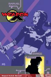 Weapon X: The Draft - Marrow #1 