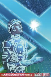 Tron: Original Movie Adaptation (2010) #2