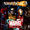 Marvel Pinball Xbox 360 Box Art