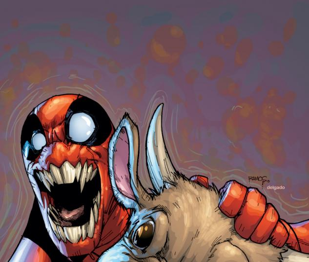 Deadpool Team-Up (2010) #885 Cover