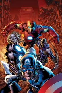 Ultimate Comics Avengers Vs New Ultimates (2010) #1 (Hitch Variant)
