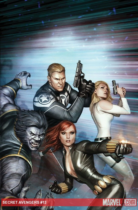 Secret Avengers #13